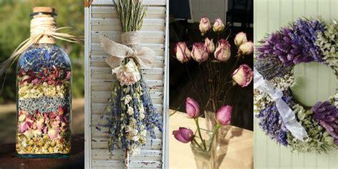 composizioni floreali fiori secchi composizioni floreali fai da te roba da donne