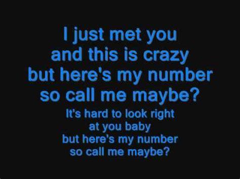 call me a lyrics ben howard call me maybe cover lyrics