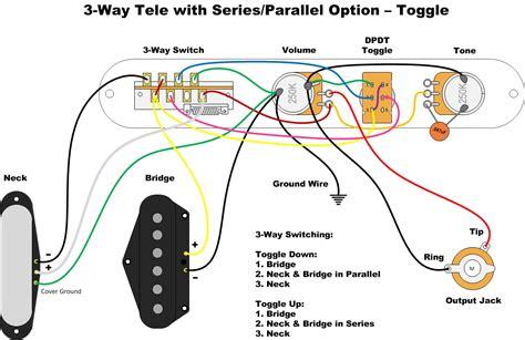 telecaster diagram lace sensor series parallel question telecaster guitar forum