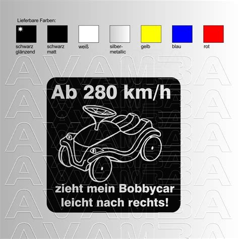 Auto Sticker At by Autoaufkleber Autosticker Bobbycar Avamba Oldtimer