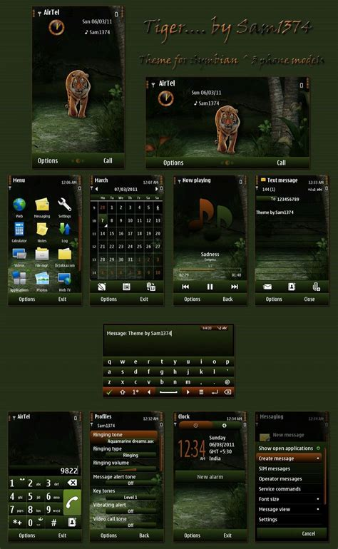 Java Mobile Themes In | top collection of nokia java mobile phone themes full game
