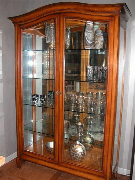 mobili grande arredo grande arredo soggiorno vetrinetta cristalliera legno