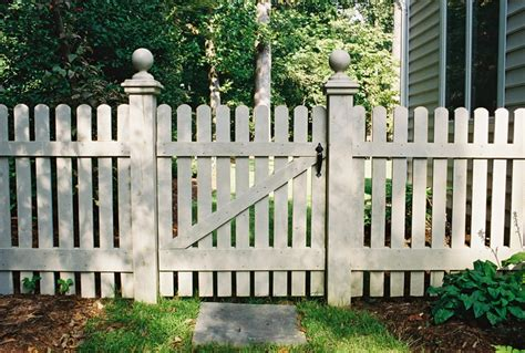 picket fence nashville fence and deck lollipop picket fence 2 traditional baltimore by mid
