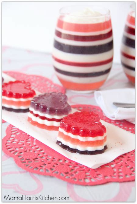 valentines day jello s day jell o harris kitchen