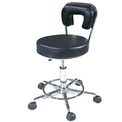 Esthetician Stool berkeley company esthetician stool 734 black