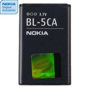 Battery Nokia Baterai Nokia Battery Nokia Type Bl 5j 8 nokia bl 5ca battery