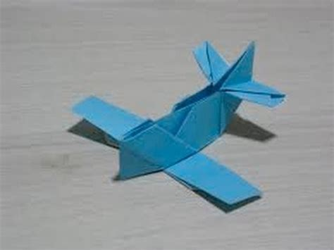 How To Make A Jet Out Of Paper - origami ww1 plane easy