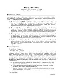 Pharmaceutical Sales Rep Resume Exles by Pharma Sales Rep Resume