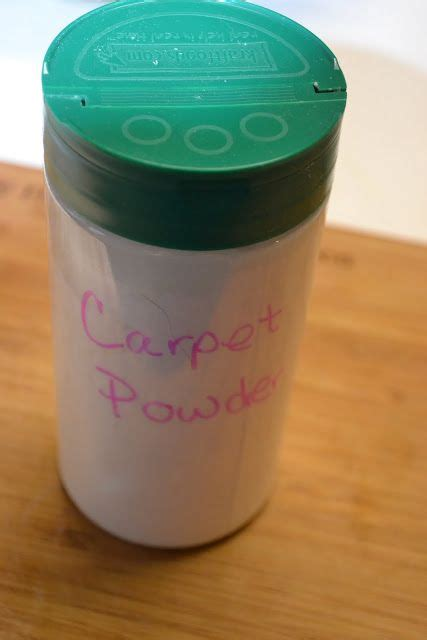 bed bug carpet powder homemade carpet powder mrs happy homemaker it mentioned