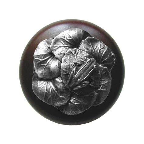 Notting Hill Knobs by Notting Hill All Creatures 1 1 2 Inch Diameter Antique