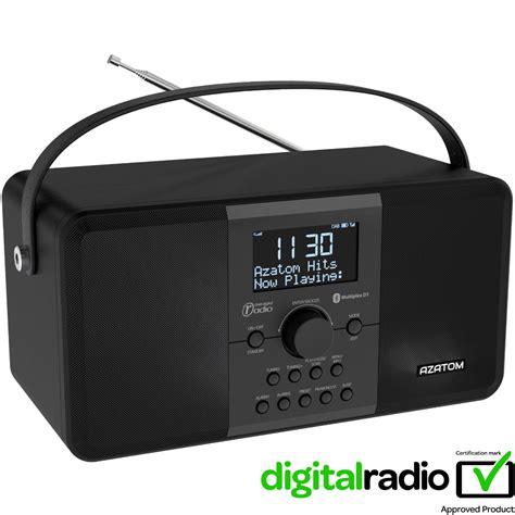 The Radio multiplex d1 dab fm radio