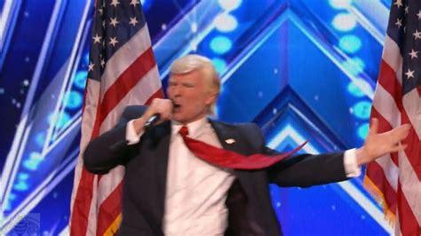 donald trump on america got talent america s got talent 2017 donald trump wins again full