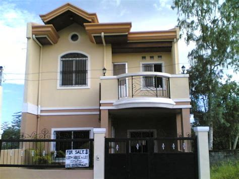2 floor house new house and lot for sale 2 storey homes offices from tarlac paniqui adpost