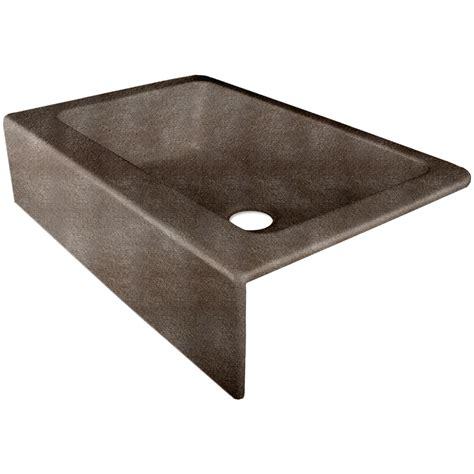 Shop Corstone Primrose Mineral Cinnabar Single Basin Corstone Kitchen Sinks