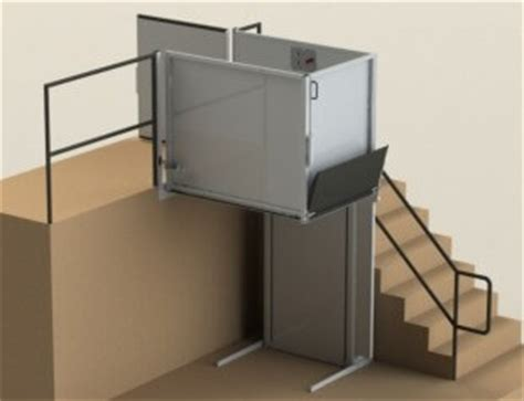 Vertical Platform Lifts Wheelchair Lifts Country Home