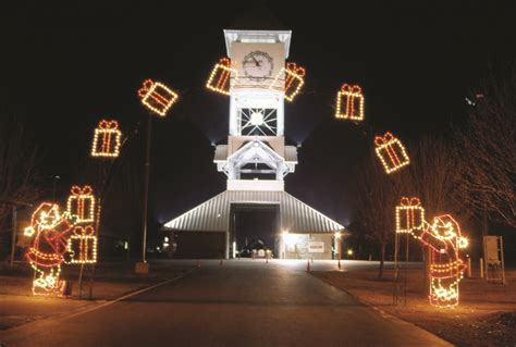 commercial lighted arches for drive thru parks and city streets