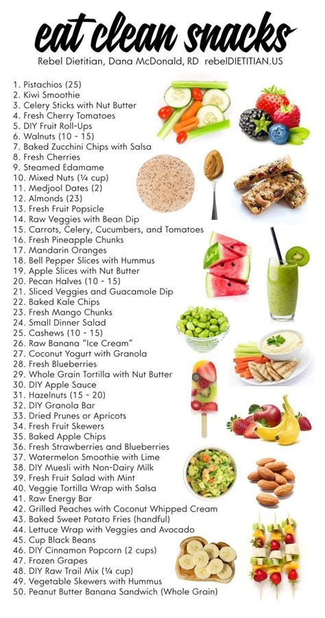 Detox Snack Ideas Fgor School by The Power Of Healthy Foods Nutrition Tips Snacks