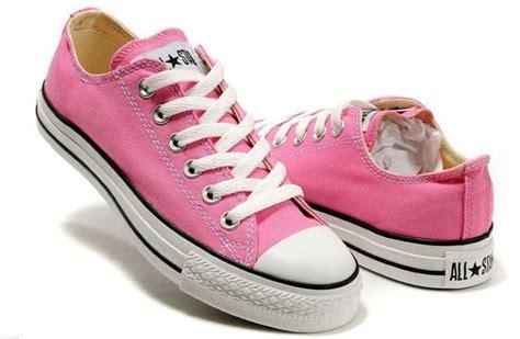 jual grosir sepatu converse all pink usaha dagang