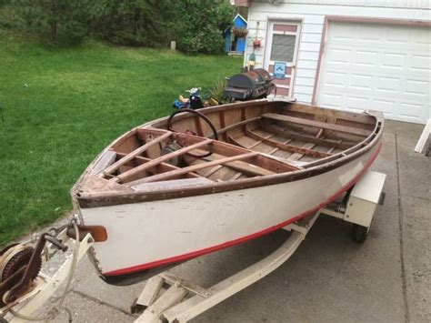 chris craft kit boats chris craft deluxe runabot kit boat 1957 for sale for