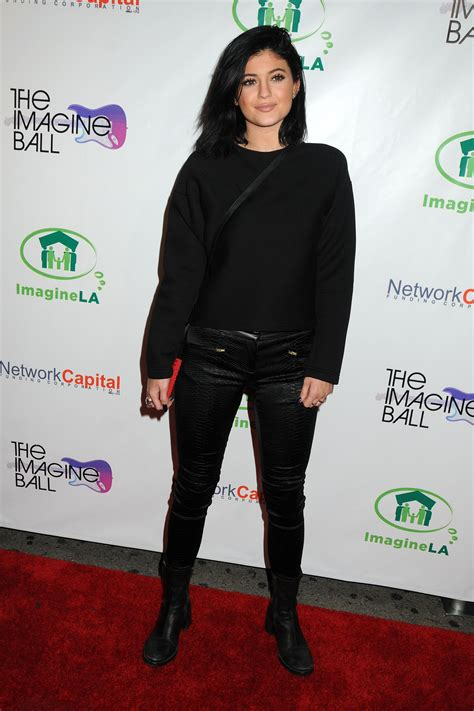 house of blues west hollywood kylie jenner the imagine ball at the house of blues in west hollywood 03 gotceleb
