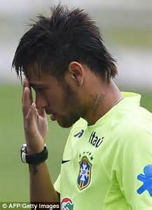 neymar s greatest hits a look at the brazilian soccer neymar puts brazil in a panic as he goes down holding his
