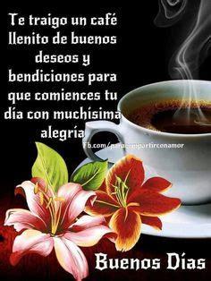 imagenes y frases lindas te invito un cafe un buen d 237 a comienza con un buen caf 201 y una sonrisa