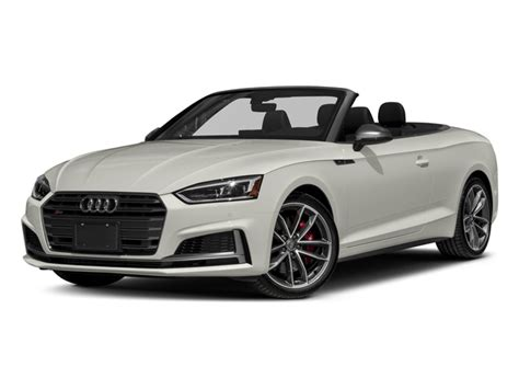 2018 Audi S5 Cabriolet Prices   New Audi S5 Cabriolet 3.0
