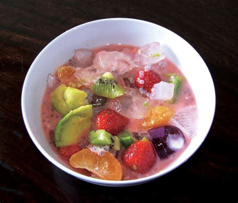 video cara membuat es buah segar resep es buah segar resep kue resepi masakan melayu