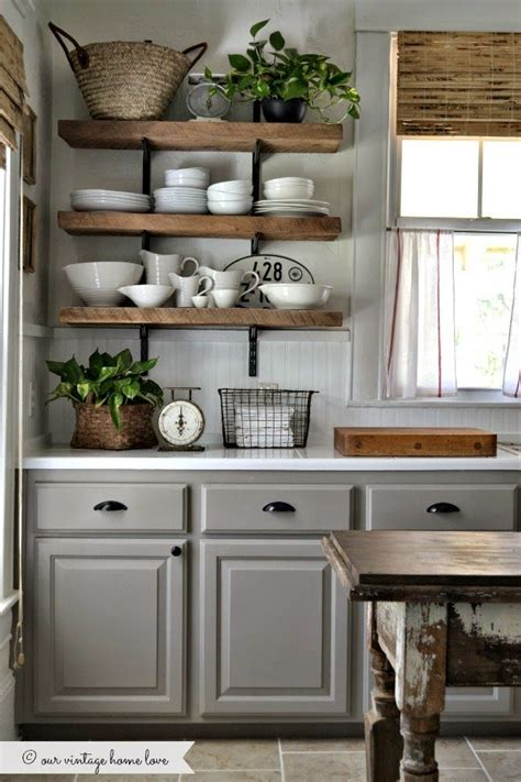 kitchens with shelves green kitchen dreaming green cabinets grey cabinets and open