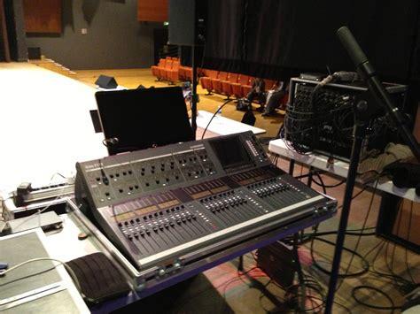 Mixer Allen Heath Ilive allen heath ilive t112 image 594073 audiofanzine
