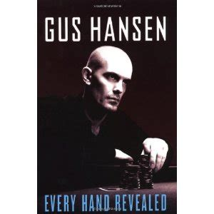 exploiting tells books review of quot every revealed quot by gus hansen