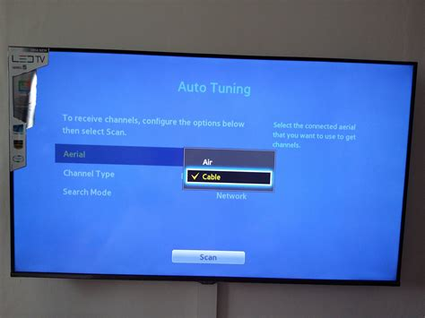 Auto Tuning A Samsung Tv by Digital Tv Dvb T2 Consolidated Thread Ii Page 43 Www