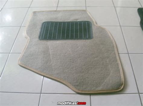 Karpet Mobil Serat karpet mobil honda