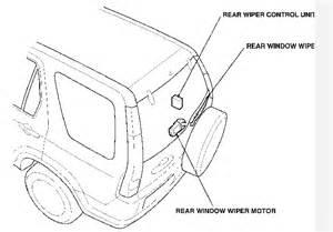 Motor Washer Honda Crv 2007 2012 2000 2006 Ori 2006 aveo rear axle parts diagram 2006 free engine image for user manual