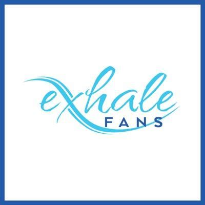 exhale fan exhale fans on quot beat the heat with a bladeless