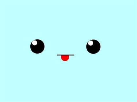 kawaii emoticons wallpaper cute blue kawaii wallpaper by dyan21 on deviantart