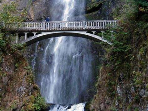 multnomah falls hike hiking  portland oregon