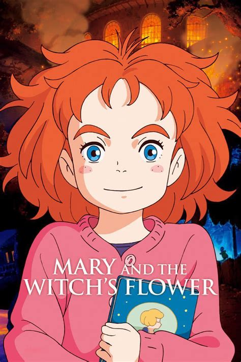 se filmer mary and the witch s flower mary et la fleur de la sorci 232 re 2017 fr film cine