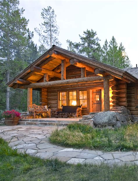 Log Cabin In by Poll Log Cabins Yes Or No