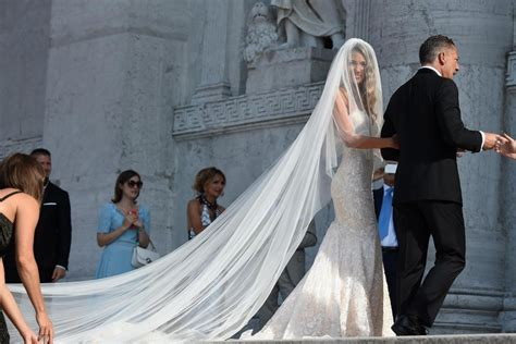 manchester united target alvaro morata marries stunning