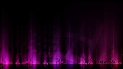 windows  purple aurora wallpapers hd wallpapers id