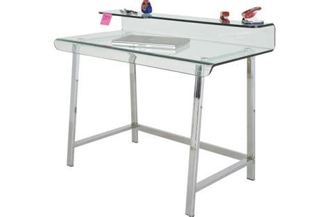 bureau verre design bureau en verre design lupo