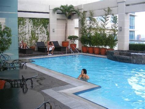 Garden City Swimming Pool Swimming Pool Picture Of City Garden Hotel Makati