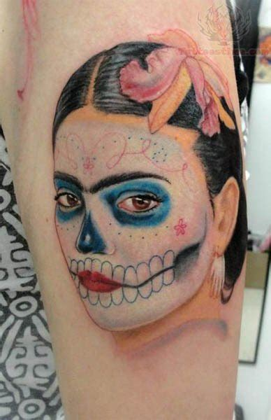 face paint tattoo designs sugar skull paint