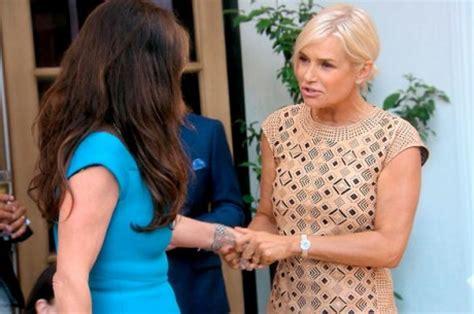 rhobh recap kim richards admits she has an eating rhobh 2014 recap episode 6 medford 90210 video