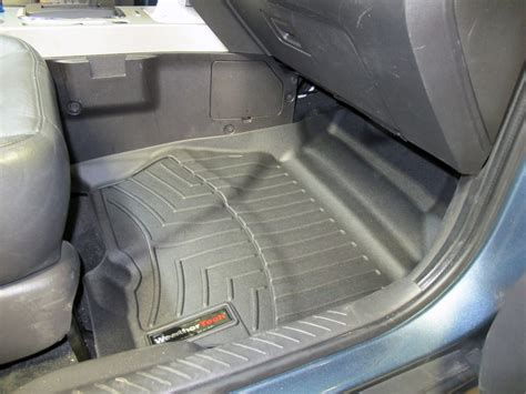 Ford Escape Floor Mats by Floor Mats For 2012 Ford Escape Weathertech Wt443031