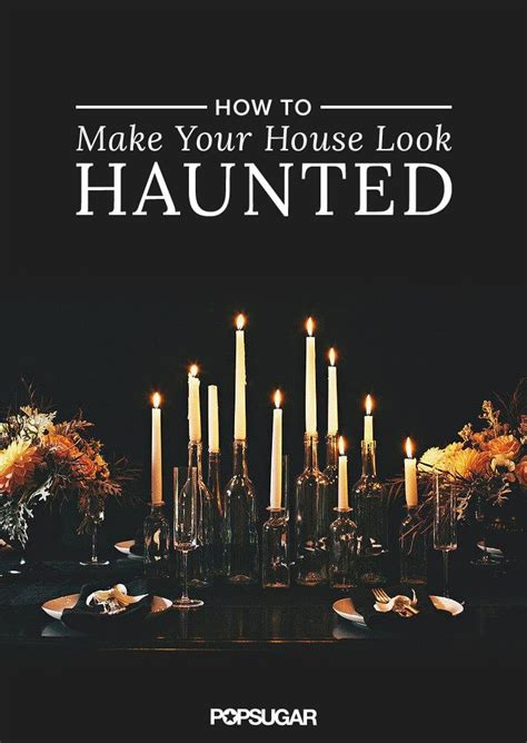 spooky home decor best 25 spooky decor ideas on pinterest
