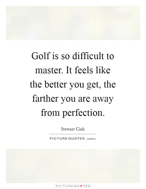 Is It Better To Get A Masters Or An Mba by Golf Is So Difficult To Master It Feels Like The Better