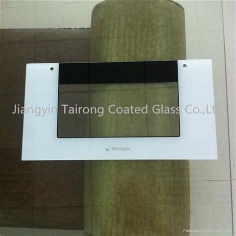 glass oven doors suppliers 3mm screen printing glass for oven door ogd120 tairong
