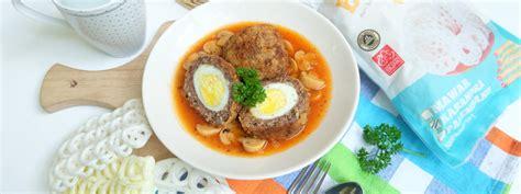 Distributor Lu Jamur bola daging telur saus jamur krupuk bocah tua